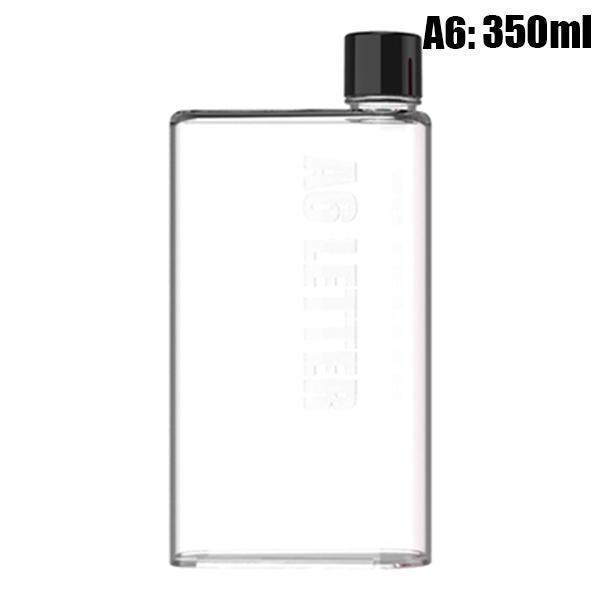 Creative Notebook Bottle summertwinkle A6 350ml transparent