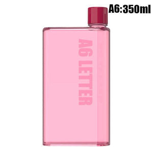 Creative Notebook Bottle summertwinkle A6 350ml red