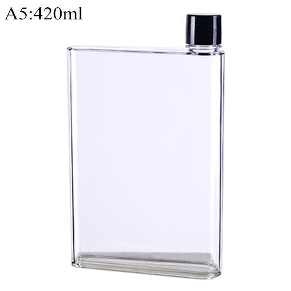 Creative Notebook Bottle summertwinkle A5 420ml transparent