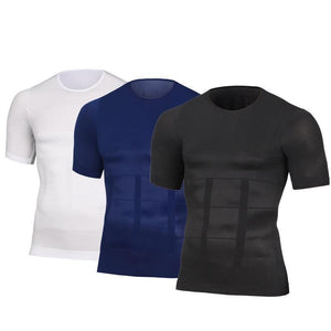 Compression Body Building Shirt Men Sports & Outdoors summertwinkle