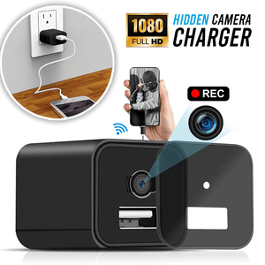 2-in-1 Charger Spy Camera summertwinkle