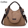 Everyday Canvas Tote Handbag