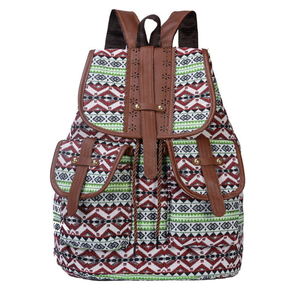 Chic Vintage Backpack