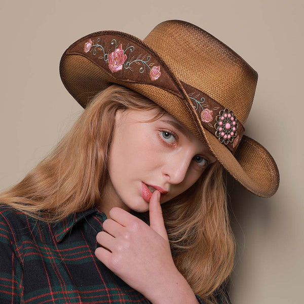 Western Cowboy Hat in Nine Styles