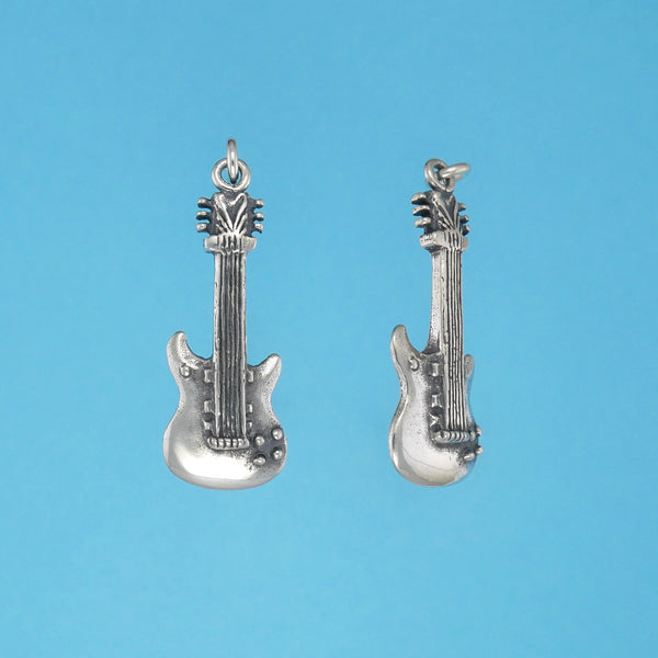 Electric Guitar Charm