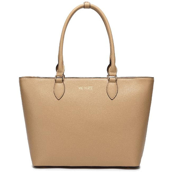 The Classic Tote in Sand