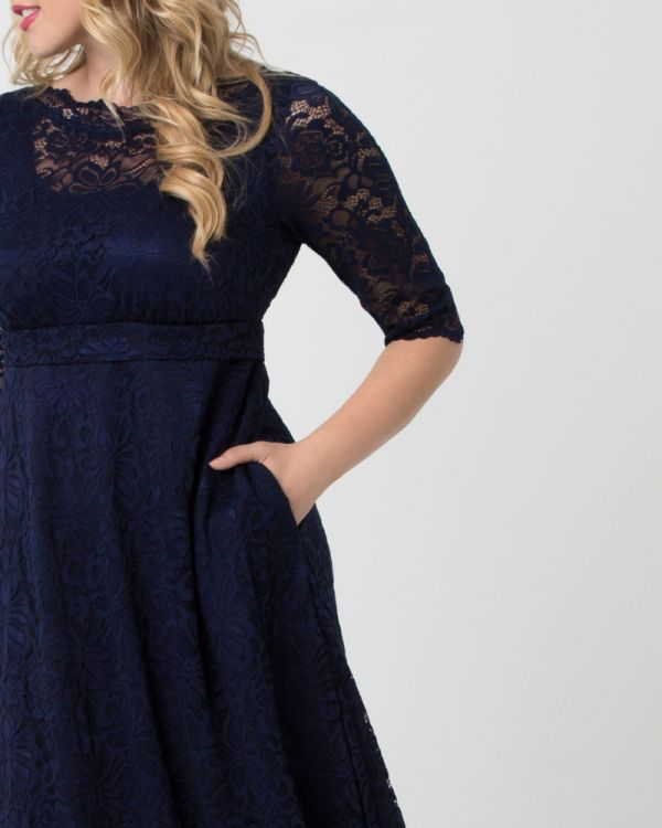 Leona Lace Gown