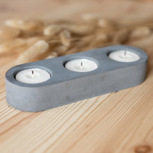 Load image into Gallery viewer, Charcoal Tealight Holder