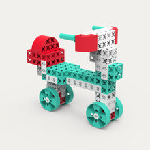 Load image into Gallery viewer, STEM  Building Blocks Transform Car