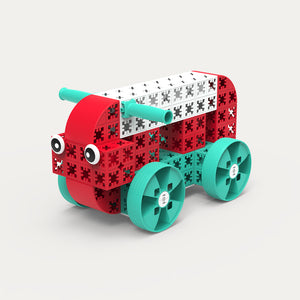 STEM  Building Blocks Transform Car