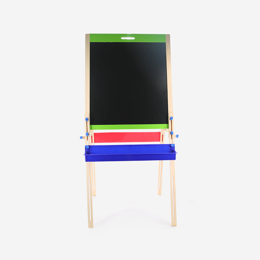 Height-Adjustable Art Easel Double-Sided