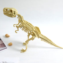 Load image into Gallery viewer, Mesozoic  3 in 1 Super Dinosaur Fossil Dig kit