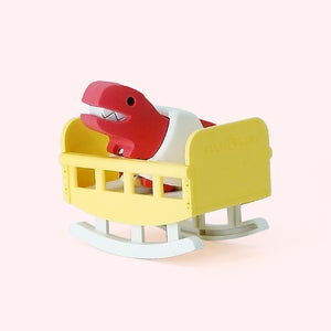 Magnetic Assembly Dinosaur - Cradle Baby T-Rex