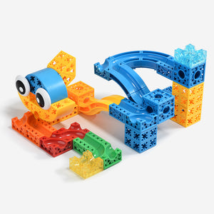 STEM Building Blocks Transform Marble Tracks