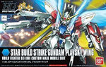 [Open box] HGBF Strike Build Gundam Plavsky Wing