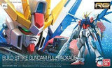 Bandai: RG 1/144 Build Strike Gundam Full Package - Trinity Hobby