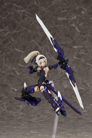 Kotobukiya: Megami Device Asra Archer Shadow Edition Series Figure Kit - Trinity Hobby