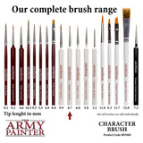 Army Painter: Army Painter Wargamer Brush - Character - Trinity Hobby