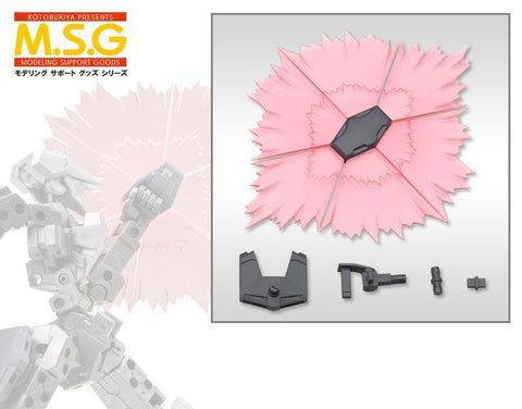Kotobukiya: Kotobukiya MSG Weapon Unit 35 Energy Shield - Trinity Hobby