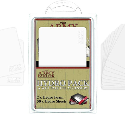 Army Painter: Army Painter Wet Palette Hydro Pack (refill) - Trinity Hobby