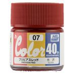 Mr Color: Mr. Color 40th Anniversary - Previous Red - Trinity Hobby