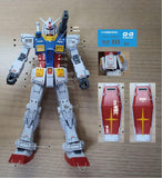Delpi Decals: HG The Origin RX-78-2 Water Decal - Trinity Hobby