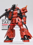 G-Rework [MG]  MS-06R-2 ZAKU2 2.0 [JOHNNY RIDDEN] - Trinity Hobby