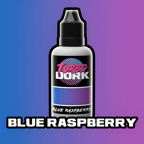 [Pre-Order] Blue Raspberry Turboshift Acrylic Paint 20ml Bottle - Trinity Hobby