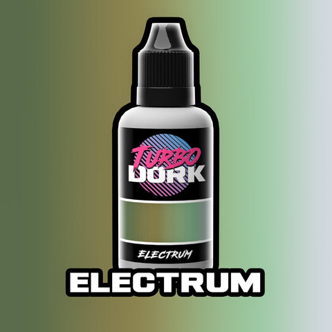 Turbodork: Electrum Turboshift Acrylic Paint 20ml Bottle - Trinity Hobby