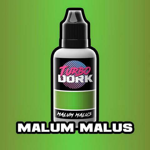 Turbodork: Malum Malus Metallic Acrylic Paint 20ml Bottle - Trinity Hobby