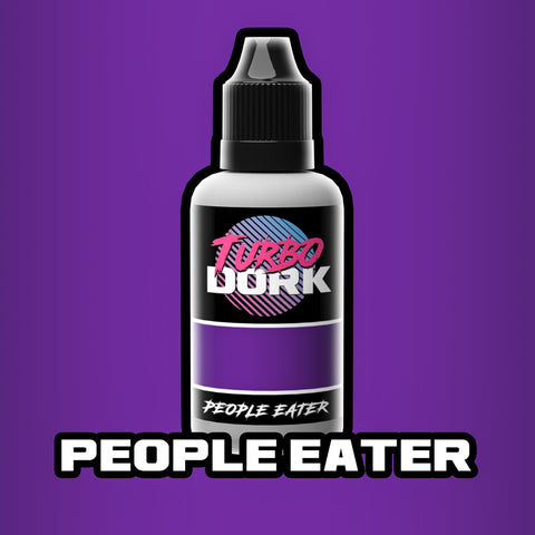 Turbodork: People Eater Metallic Acrylic Paint 20ml Bottle - Trinity Hobby