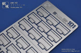 Madworks: Madworks AW-101 Detail-Up Parts - Trinity Hobby
