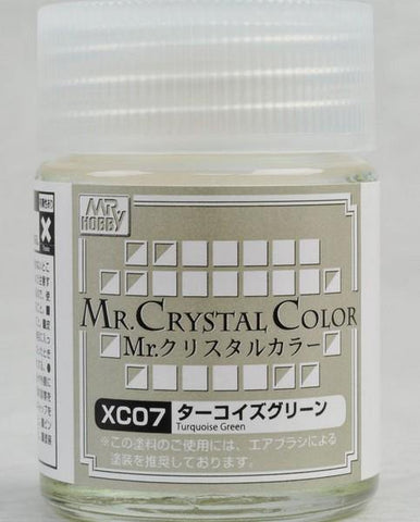 Mr Crystal Color - Topaz Gold