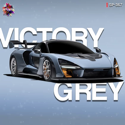 Splash Paint: Splash Paint Victory Gray - Trinity Hobby
