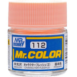Mr. Color 112 - Character Flesh (2) (Semi-Gloss/Primary)