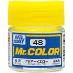Mr. Color 48 - Clear Yellow (Gloss/Primary)