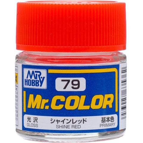 Mr. Color 79 - Shine Red (Gloss/Primary)