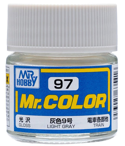 Mr. Color 97 - Light Gray (Gloss/Primary)