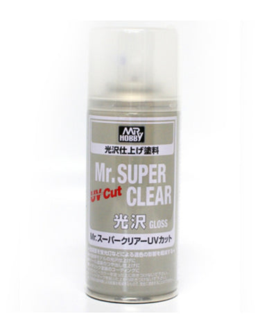 Mr Hobby: Mr Super Clear - Gloss UV Cut - Trinity Hobby