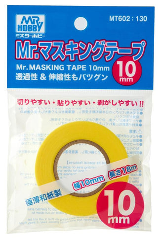 Mr Hobby: MR.MASKING TAPE 10mm - Trinity Hobby