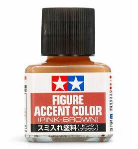 Tamiya: FIGURE ACCENT COLOR PINK-BROWN - Trinity Hobby