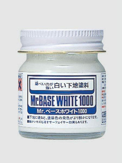 Mr Base White 1000 - Trinity Hobby