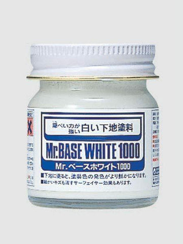 Mr Hobby: Mr Base White 1000 - Trinity Hobby