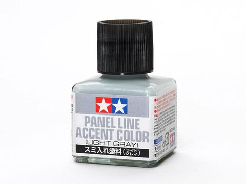 Tamiya: PANEL ACCENT COLOR LIGHT GRAY - Trinity Hobby
