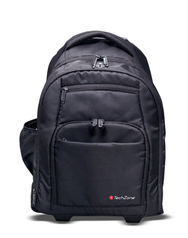 "Backpack Roller c/Ruedas y Manija p/Laptop 15.6"" <br/>TZ18TBLP24"