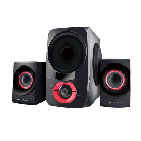 Bocina Multimedia BlueTooth 54W RMS USB <br/>TZ18BOC02BT