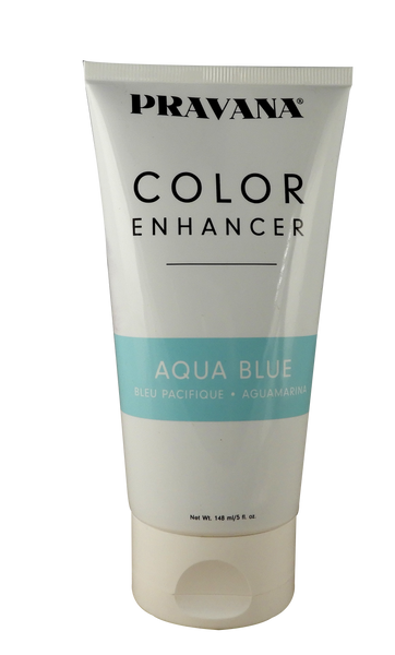 Color Enhancer Aqua Blue 148ml -  Acondicionador con depósito de color aguamarina
