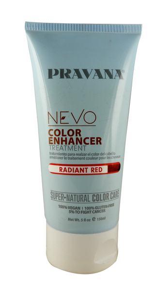 Color Enhancer Rojo Radiante 150ml - Tratamiento para mantener e intensificar tonos rojos