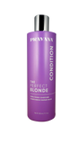Perfect Blonde Acondicionador 325ml  - Matiza, nutre y da brillo al cabello rubio, plata o decolorado