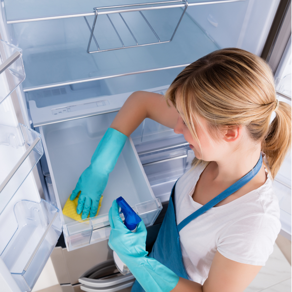 Refrigerator Deep Cleaning